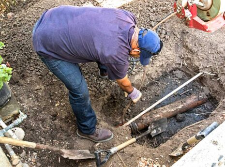 Sewer Line Replacement - Greater Houston Septic Tank & Sewer Experts