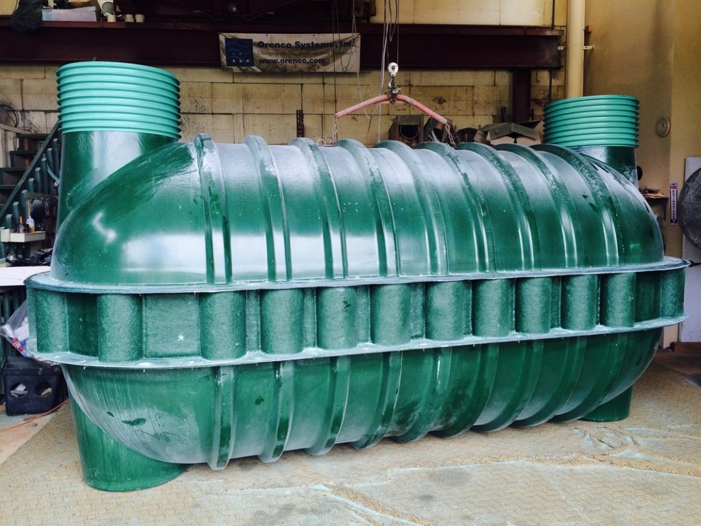 Septic Tank 1000 Gallon - Greater Houston Septic Tank & Sewer Experts