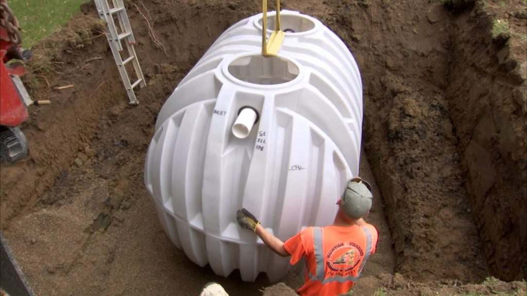 Septic tank 1200 gal - Greater Houston Septic Tank & Sewer Experts