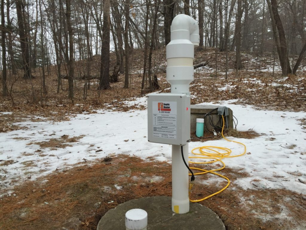 Septic tank heater - Greater Houston Septic Tank & Sewer Experts