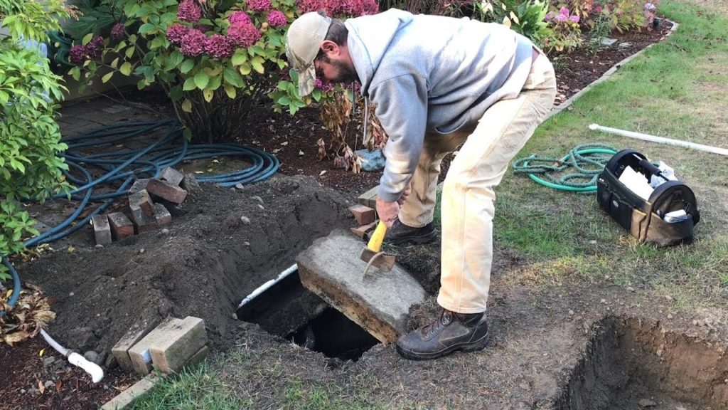 Septic tank inspection - Greater Houston Septic Tank & Sewer Experts