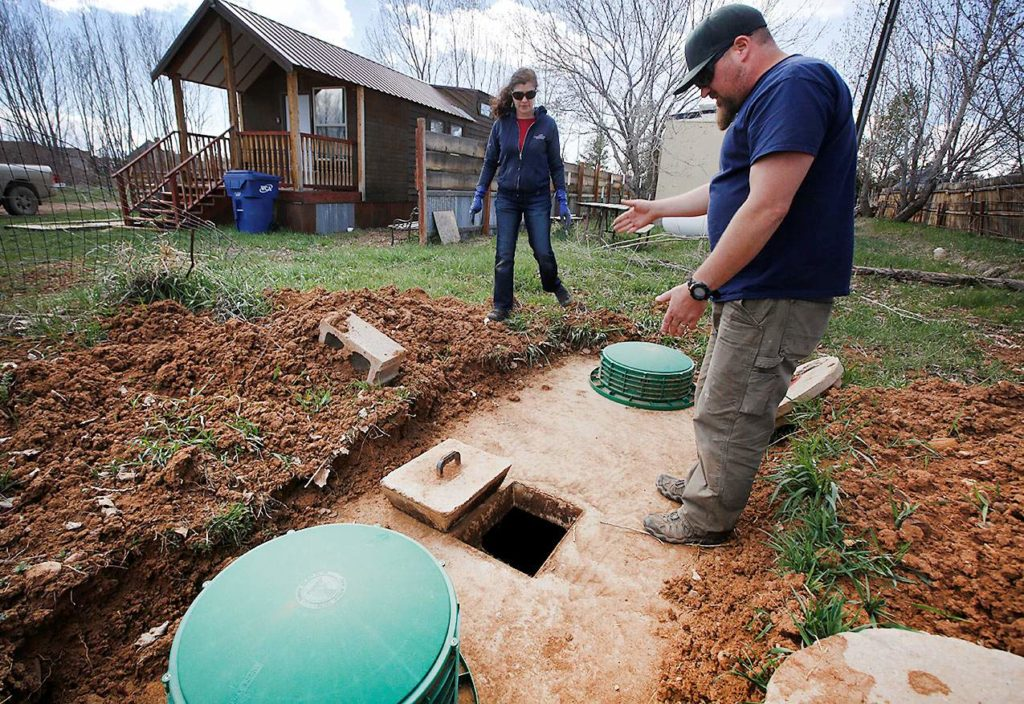 Septic tank inspection near me - Greater Houston Septic Tank & Sewer Experts