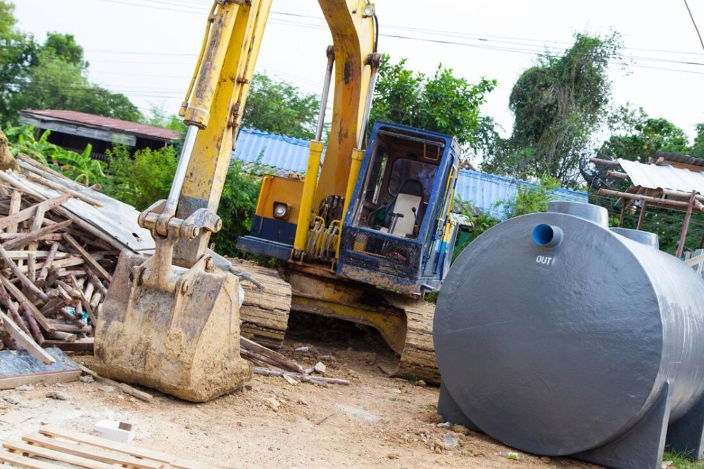 Septic tank installations near me - Greater Houston Septic Tank & Sewer Experts