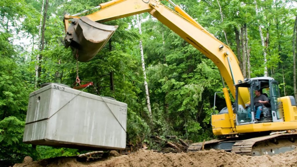 Septic tank installers - Greater Houston Septic Tank & Sewer Experts