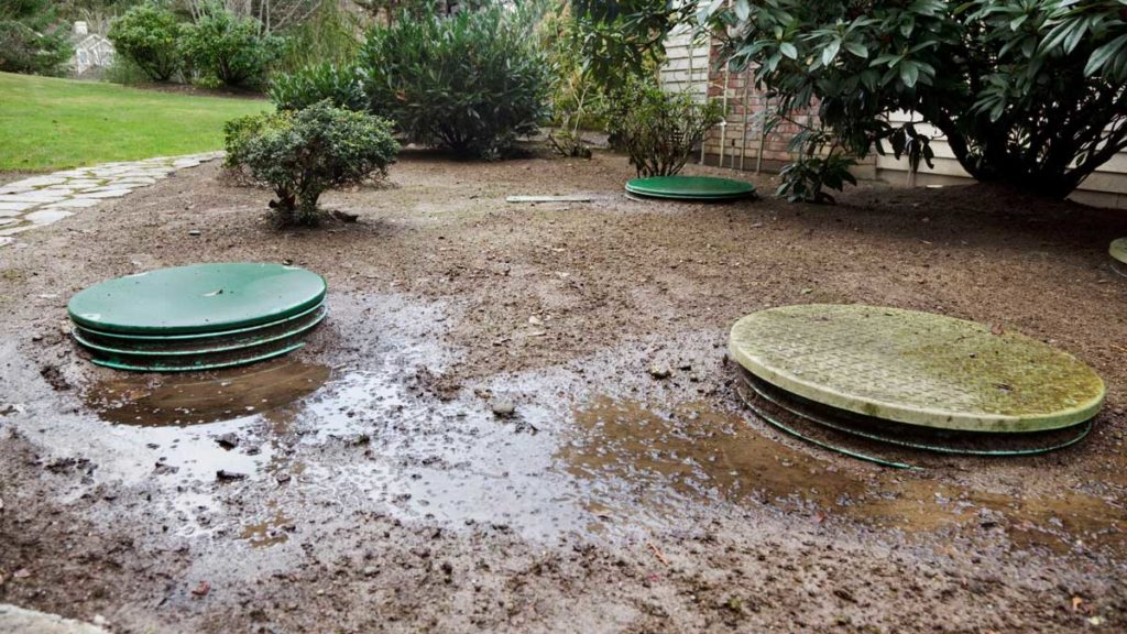 Septic tank leaking - Greater Houston Septic Tank & Sewer Experts