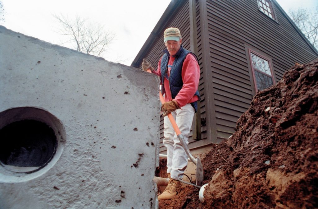 Septic tank repair - Greater Houston Septic Tank & Sewer Experts